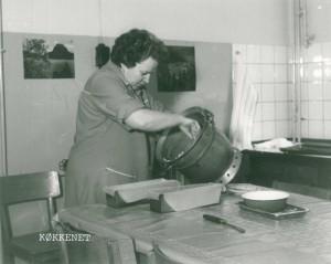Køkkenet 1973